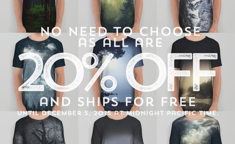 Still 20% off and Free Shipping!