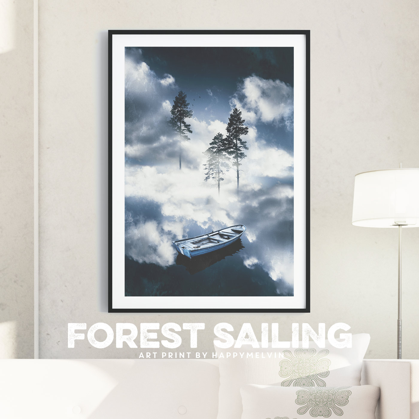 front_tall_art_print_forest_sailing