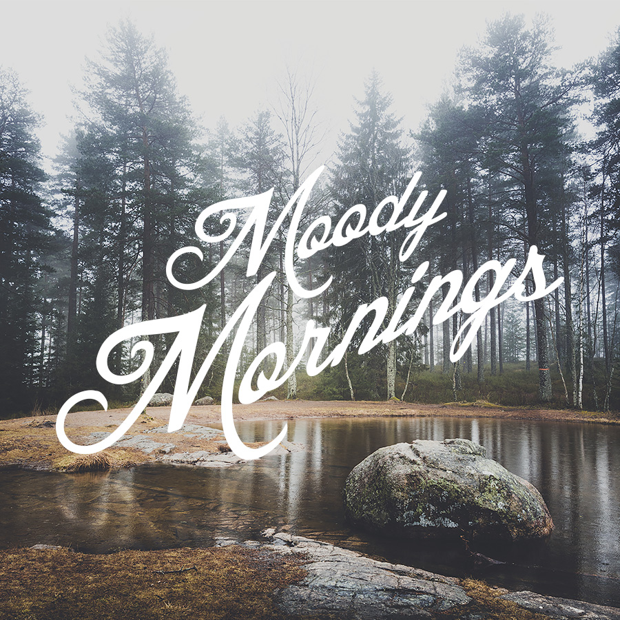 Moody Mornings – Now available