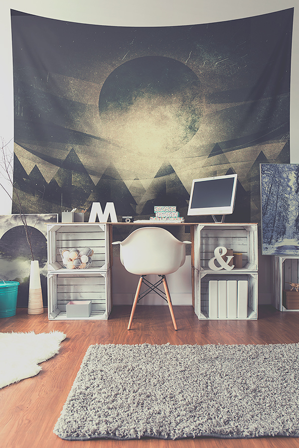 walltapestry_wearechildrenofthemoon