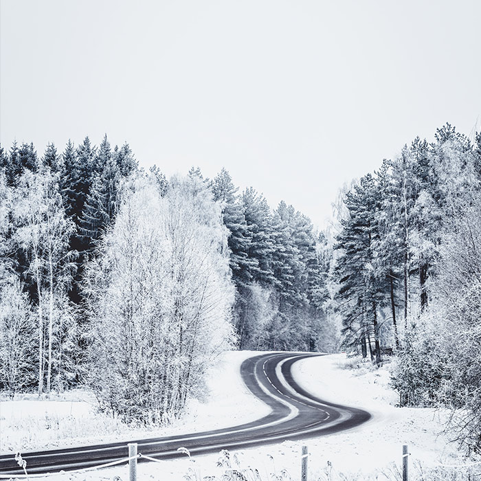 front_square_winter_road